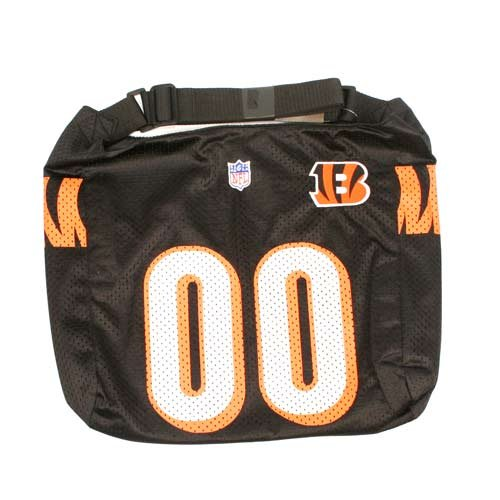 Cincinnati Bengals NFL 00 Game Day Jersey Purse by LittleEarth