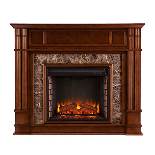 Southern Enterprises, Inc. AMZ1239EF Media Electric Fireplace