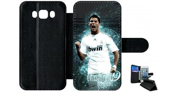 Funda Samsung Galaxy J7 2016 CR7 Cristiano Ronaldo Real Madrid: Amazon.es: Electrónica