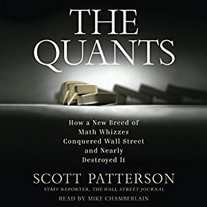 The Quants Audiobook