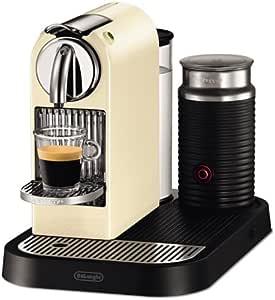 DeLonghi Nespresso Citiz & Milk White EN265CWAE - Cafetera ...