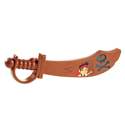 Fisher-Price Disney's Jake and The Never Land Pirates - Jake's Magical Sword: Toys & Games