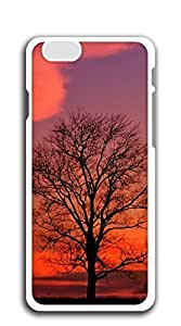 FSKcase? A Tree at Crimson Twilight hard PC iphone 6plus case for girls protective