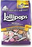 Original Gourmet Lollipops, Medley of Mini Lollipops, 100 Count