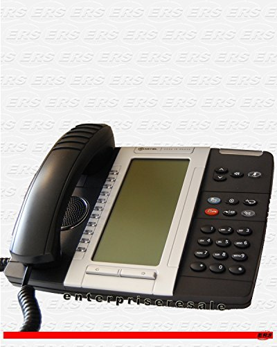 Mitel Networks 5330 Ip Phone Voip Phone   Sip  Minet  71948D  Category  Ip Phones