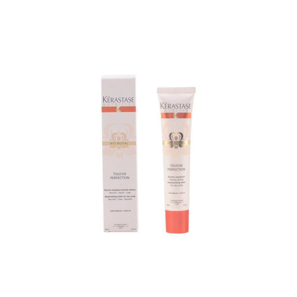 Kerastase Touche Perfection Replenishing Balm for Dry Ends, 1.4 Ounce
