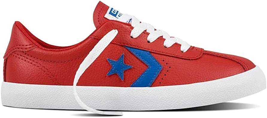 Converse , Baskets Mode pour Homme Rouge Red - Rouge - Red ...