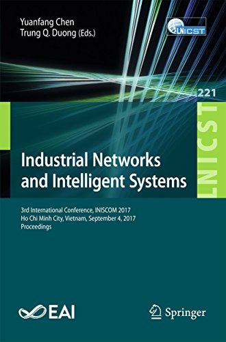 Intelligent Hardware (Industrial Networks and Intelligent Systems: 3rd International Conference, INISCOM 2017, Ho Chi Minh City, Vietnam, September 4, 2017, Proceedings (Lecture ... and Telecommunications Engineering))