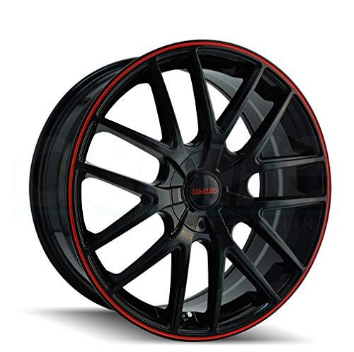 R60 Wheel with Black Finish (17x7.5