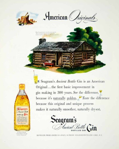 Drink Dry Gin - 7
