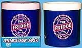 fridge koozie - The Fridge Freezable Drink Cooler - 2 Pack Model: (Home & Kitchen)