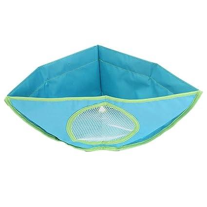 Amazon.com: Bolsa de almacenamiento para colgar juguetes ...