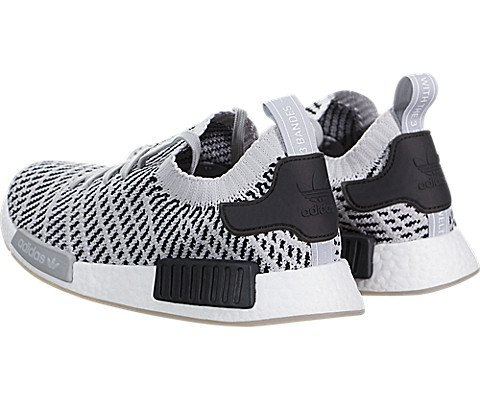 adidas Originals Men's NMD_R1 STLT PK Two/Grey one/Black, 9.5 M US by adidas Originals (Image #3)