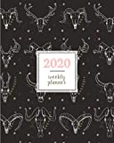2020 Weekly Planner: Mystical Witchy Animal