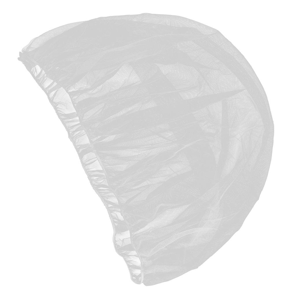 Moustiquaire pour Landau Poussette Grande Taille Blanc