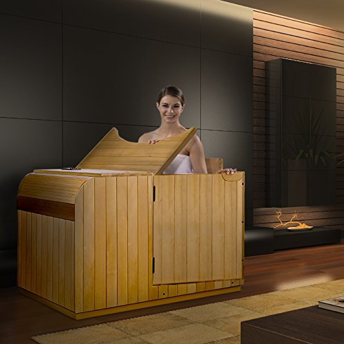 Dynamic Granada 1-Person Sauna by DYNAMIC SAUNAS