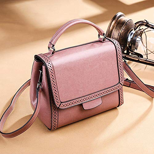 lap Side Shoulder Bag Hongge Bag Small Hundred B Fashion Leather Handbag Uqfwg5