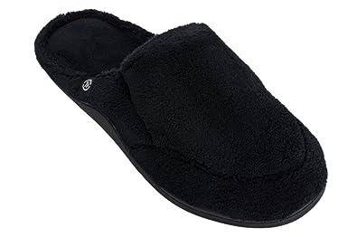 ae13c084fdd9 On Your Feet Men s Micro Terry Clog Black Medium ...