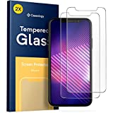 Caseology Tempered Glass for Apple iPhone X (2017) - 2 Pack