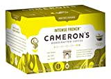 Cameron's Specialty Coffee, Intense French, 12 Count, Single Serve