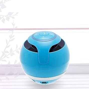 Uonlytech 1pcs Micro LED ultrasónico altoparlante lámpara de ...