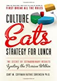 img - for Culture Eats Strategy for Lunch by Curt Coffman (2013-09-23) book / textbook / text book