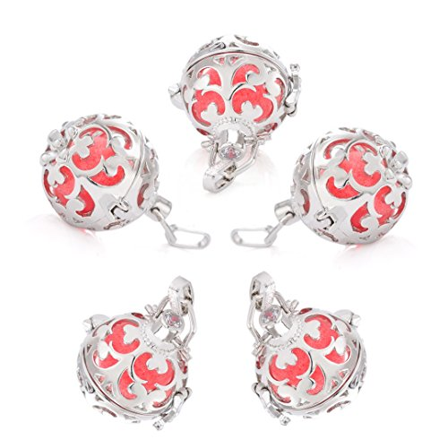 Pendant Clear Cage - 9