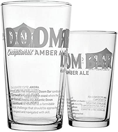 pint glass doombar