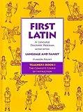 First Latin, Marion Polsky, 0673215911