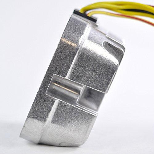 Mosfet Voltage Regulator Rectifier For Polaris RZR 800 Sportsman 800/500 Ranger 500/800 2010 2011 2012 2013 2014 OEM Repl.# 4012748 by RMSTATOR (Image #2)