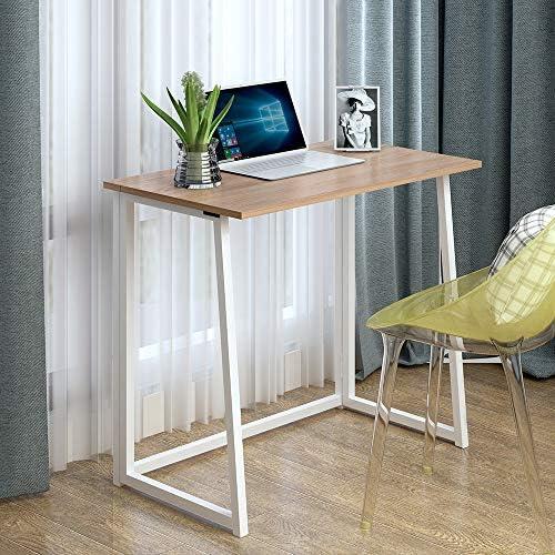 Reviewed: THKKY No-Assembly Folding Desk