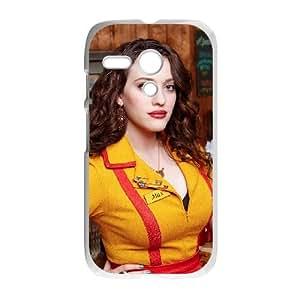 Motorola G Cell Phone Case White Elvis SUX_856306