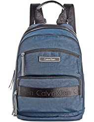 Calvin Klein Womens CKP Distressed Backpack