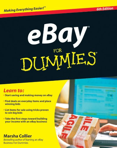 Ebay For Dummies Amazon Com Books