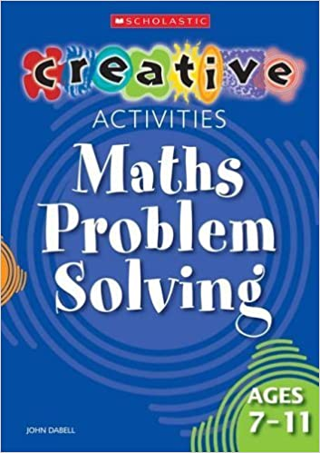 Book Maths Problem Solving Ages 7-11 (Creative Activities For...) by John Dabell (19-Jun-2006)
