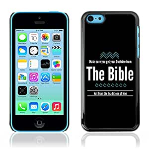 Bible Case Cover Apple iPhone 5C / DOCTRINE FROM THE BIBLE /