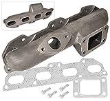 420a turbo kit - Neon Eclipse Talon Avenger 420A 2.0 Dohc T3/T4 Flange Engine Cast Turbo Manifold