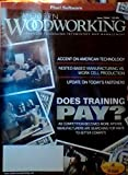 Accent on American Technology / Nested-based Manufacturing Vs. Work Cell Production / Does Training Pay? - (Modern Woodworking - June 2004)