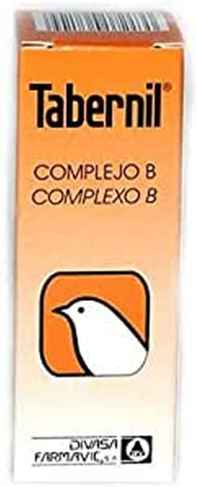 DIVASA Tabernil Complejo-B - 20 ml