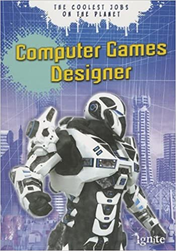 Computer Games Designer Ignite The Coolest Jobs On The Planet - Game designer jobs uk