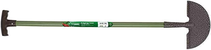 Kingfisher Lawn Edging Iron - Best for Clean Cuts