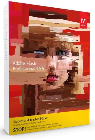 Oem Flash Professional Cs6 Student And Teacher Edition