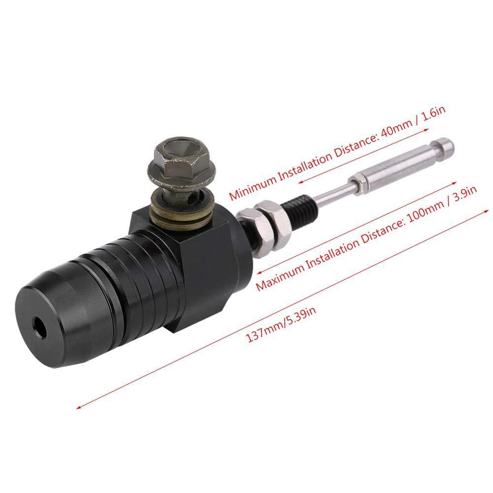 pompa freno universale frizione idraulica pompa freno principale oro Duokon Cilindro frizione moto 14mm