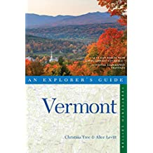 Explorer's Guide Vermont 14th Edition