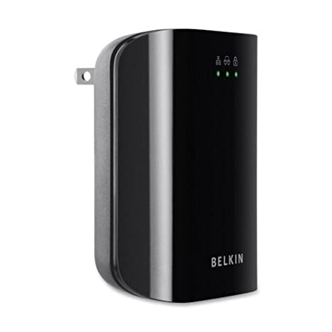 Belkin F5D4070 Powerline Ethernet Adapter Mac