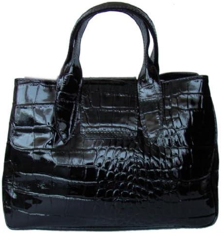 DIVA-MODE , Sac pour femme à porter à l'épaule Noir Noir