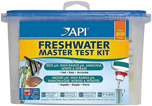 (API Freshwater Master Test Kit, 3)