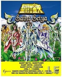 Saint Seiya Complete Collection (Sancturary, Asgard
