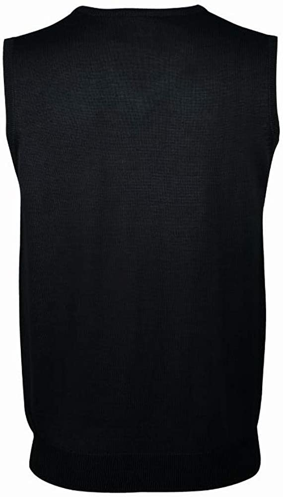 SOLS Unisex Gentlemen Sleeveless V Neck Sweater Vest
