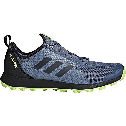 クリエイティブ刺す分岐する(アディダス) Adidas Outdoor メンズ ランニング?ウォーキング シューズ?靴 Terrex Agravic Speed Trail Running Shoes [並行輸入品]